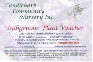 Plant Voucher
